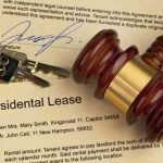 tenant abandons property